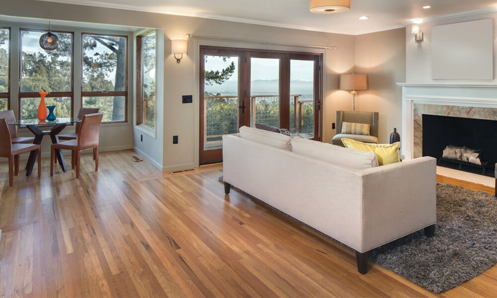 Floor finishes example - Wood Floor Finishes: Our Finishes Are 2-3x MORE DURABLE